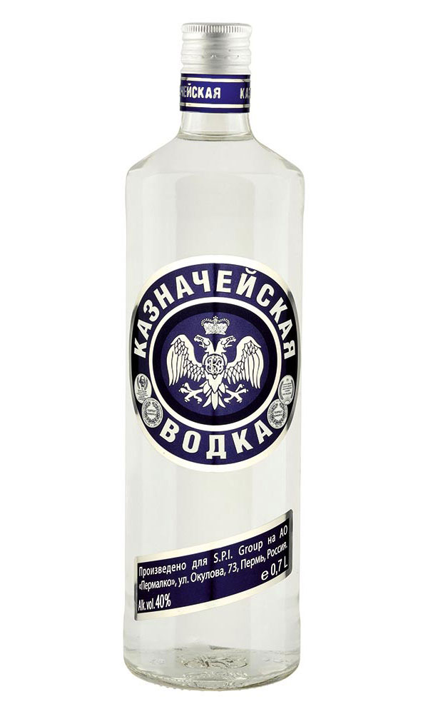 Vodka originale russa