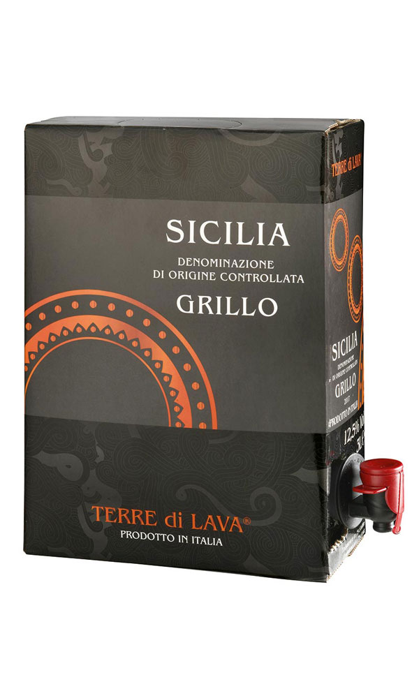 Bag in Box Grillo DOC Sicilia
