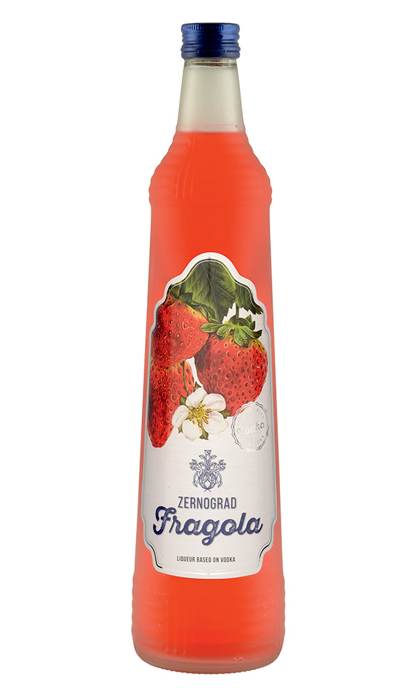 Liquore vodka fragola